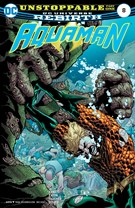 Aquaman Comic 12/1/2016