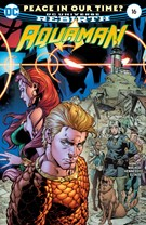 Aquaman Comic 4/1/2017
