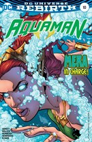 Aquaman Comic 1/1/2017