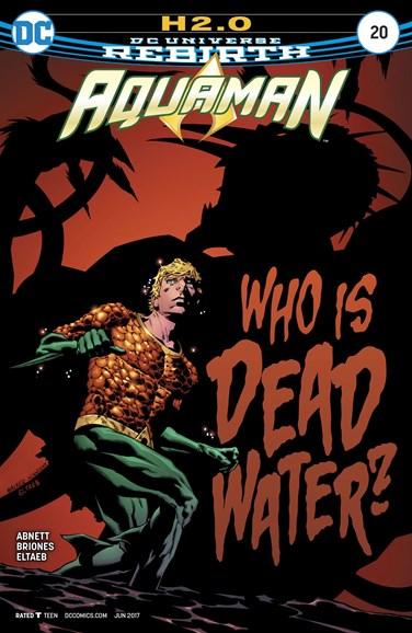 Aquaman Cover - 6/1/2017
