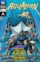 Aquaman Comic 5/1/2018