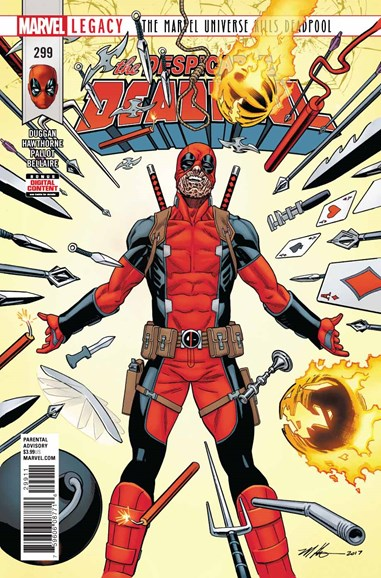 Deadpool Cover - 6/15/2018