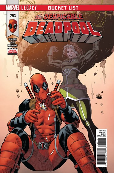 Deadpool Cover - 3/15/2018