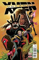 Astonishing X-Men Comic 10/1/2016