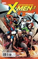 Astonishing X-Men Comic 9/1/2017