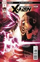 Astonishing X-Men Comic 4/1/2018