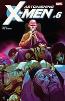 Astonishing X-Men Comic 2/1/2018