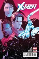 Astonishing X-Men Comic 1/1/2018