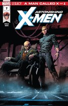 Astonishing X-Men Comic 3/1/2018