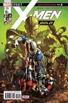 X-Men Comic 4/1/2018