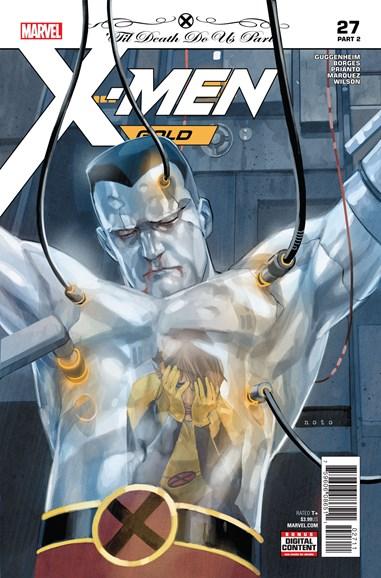X-Men Gold Cover - 7/1/2018