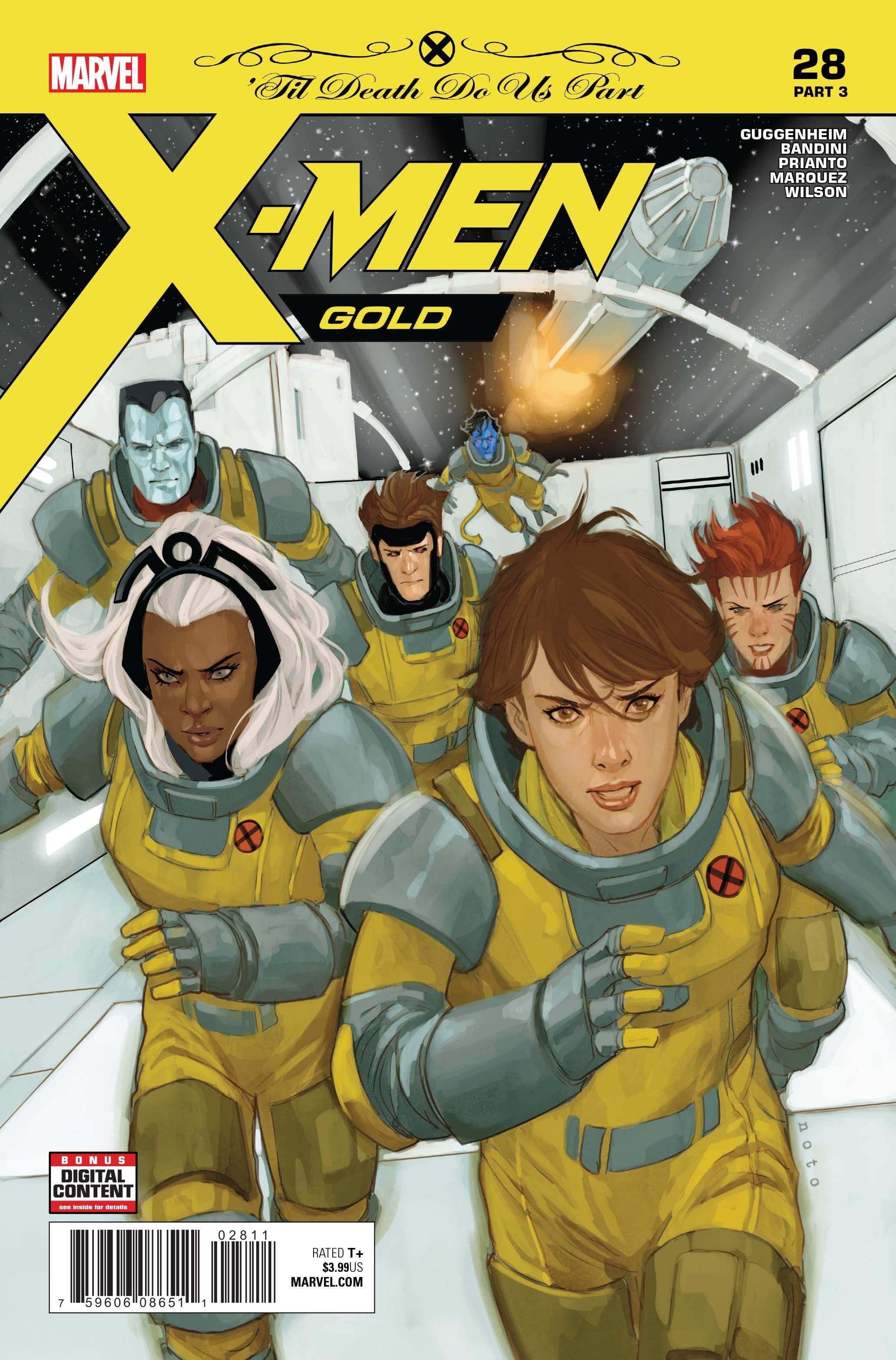 Best Price for X-Men Comic Subscription
