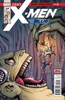 X-Men Blue Comic 12/15/2017