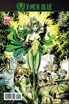 X-Men Blue Comic 10/1/2017
