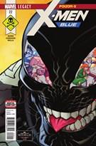 X-Men Blue Comic 4/15/2018