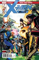 X-Men Blue Comic 2/15/2018