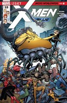 X-Men Blue Comic 1/1/2018