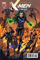 X-Men Blue Comic 6/1/2018