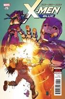 X-Men Blue Comic 6/15/2018