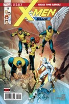 X-Men Blue Comic 3/1/2018