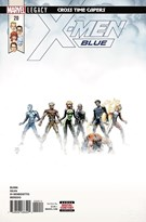 X-Men Blue Comic 3/15/2018