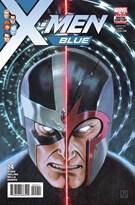 X-Men Blue Comic 5/15/2018