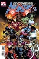 Avengers Comic 7/1/2018