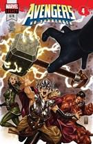 Avengers Comic 3/15/2018