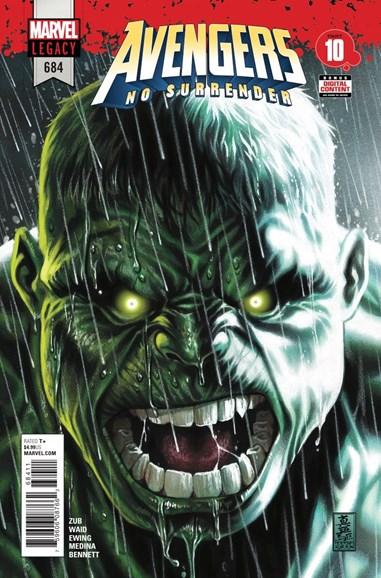 Avengers Cover - 5/6/2018