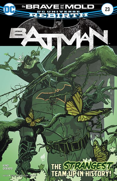 Batman Cover - 7/15/2017