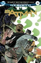 Batman Comic 11/1/2017