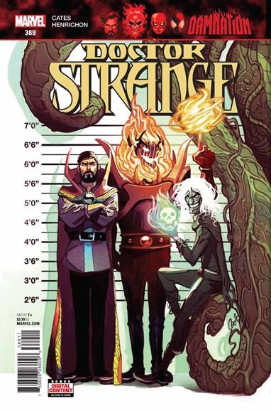 Doctor Strange Cover - 6/15/2018