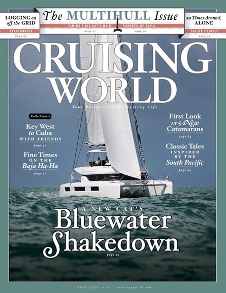 Cruising World Cover - 6/1/2018