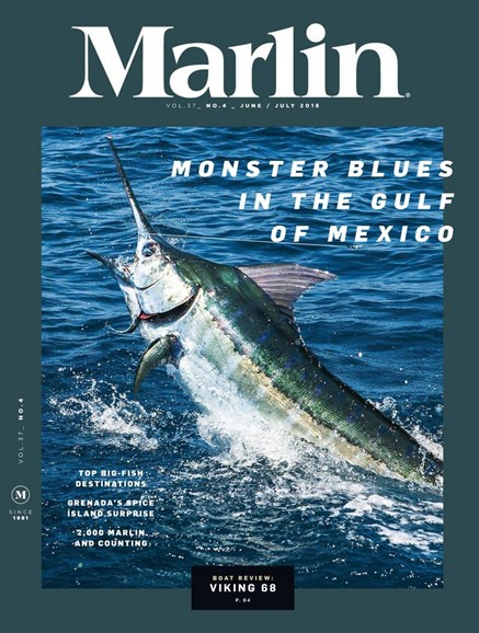 Marlin Cover - 6/1/2018