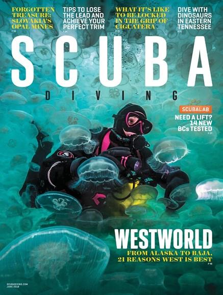 Scuba Diving Cover - 6/1/2018