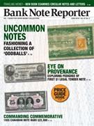 Bank Note Reporter Magazine 6/1/2018