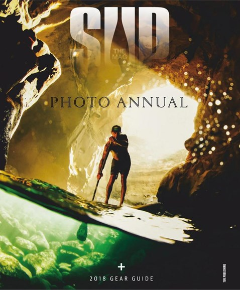 SUP Magazine Cover - 3/1/2018