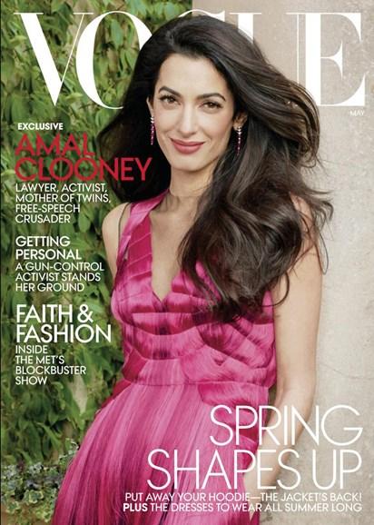 Vogue Cover - 5/1/2018