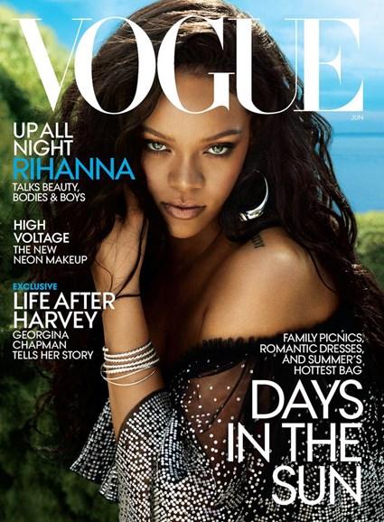 Vogue Cover - 6/1/2018