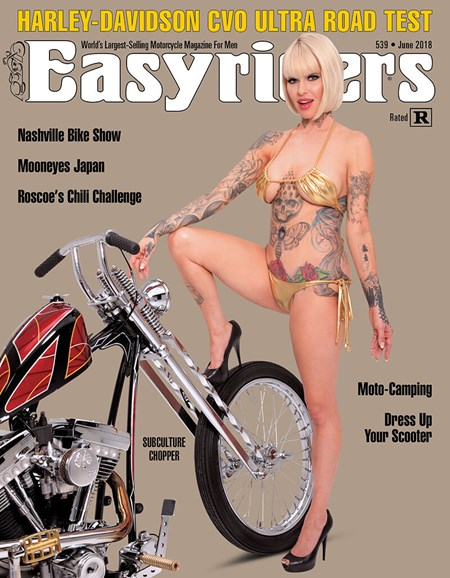 Easyriders Cover - 6/1/2018