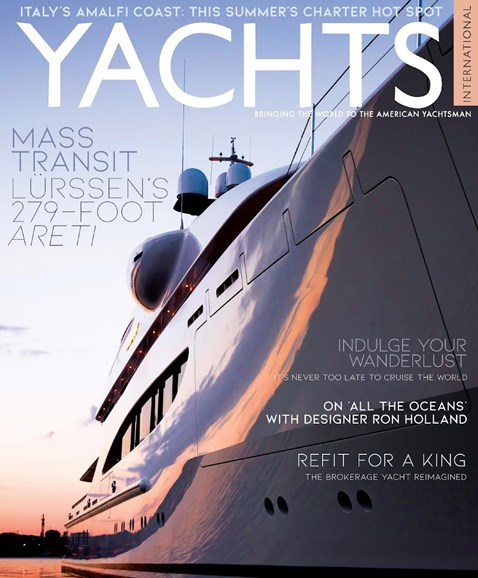 Yachts International Cover - 6/1/2018
