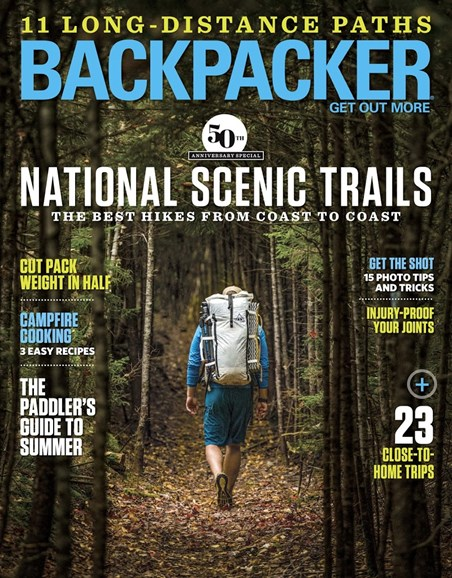 Backpacker Cover - 6/1/2018