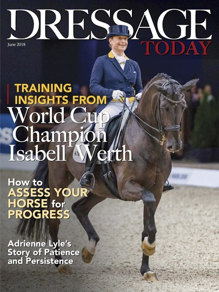 Dressage Today Cover - 6/1/2018