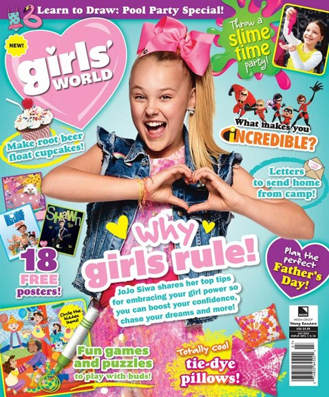 Girls' World Cover - 7/1/2018