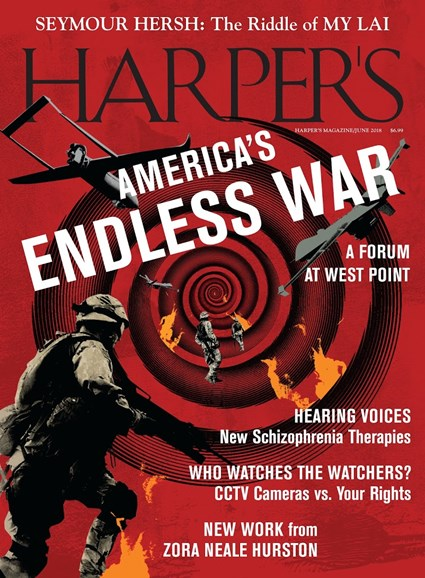 Harper's Cover - 6/1/2018