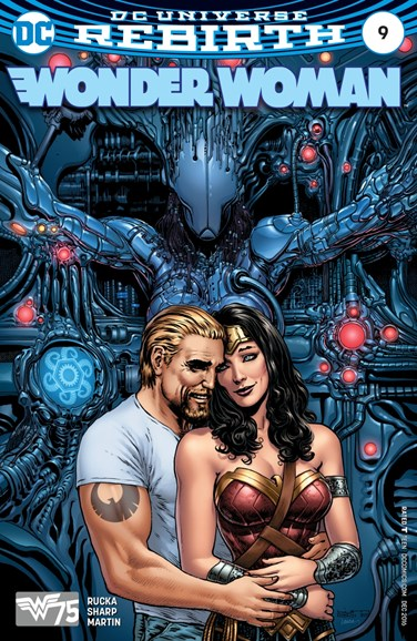 Wonder Woman Cover - 12/15/2016