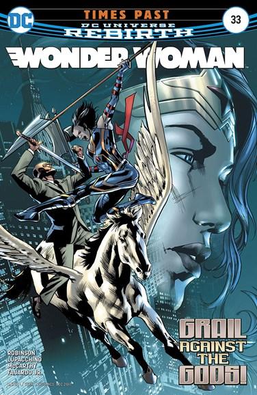 Wonder Woman Cover - 12/15/2017