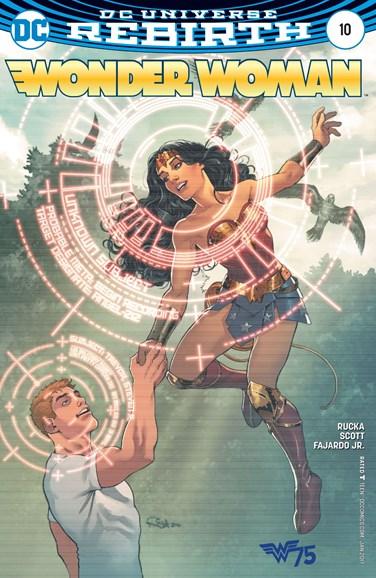 Wonder Woman Cover - 1/1/2017