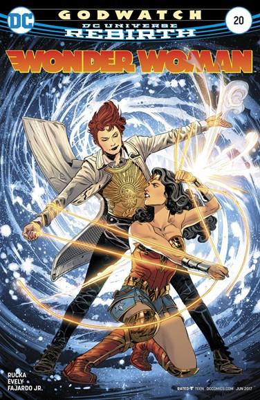 Wonder Woman Cover - 6/1/2017