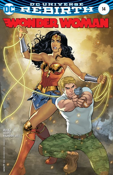 Wonder Woman Cover - 3/1/2017